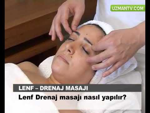 Lenf Drenaj Masajı Nedir?