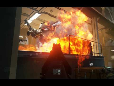 Call of Duty Infinite Warfare Gameplay Part 5 [Operation Port Armor]