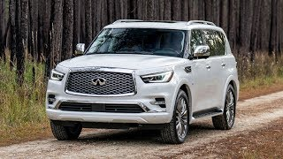 Infiniti QX80 2018 Car Review