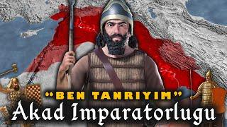 Tarihin İlk İmparatorluğu AKADLAR || Kuruluştan Yıkılışa || DFT Tarih BELGESEL