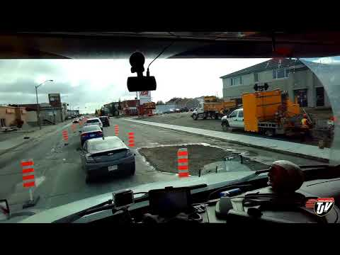 My Trucking Life - WHAT DO THOSE SIGNS SAY?? - #1538