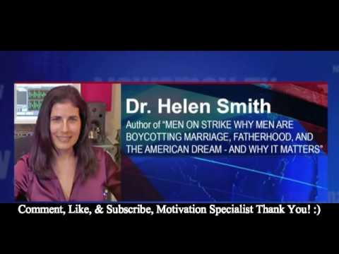 Dr Helen Smith PhD - best arguments in favor of men.