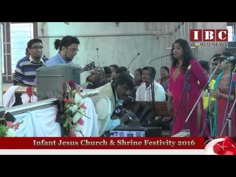 IBC World News_Infant Jesus Shrine and...