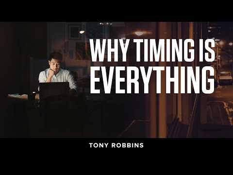 Why timing is everything | Tony Robbins Podcast