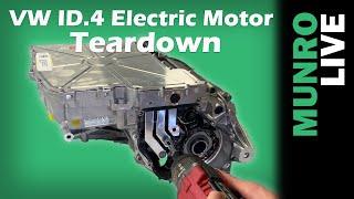 Volkswagen ID.4: Electric Moto…
