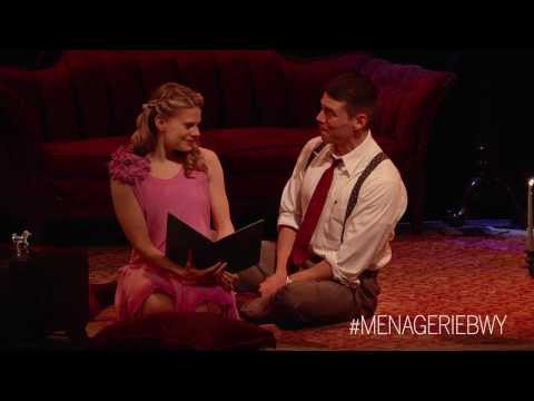 The Glass Menagerie: Brian and Celia