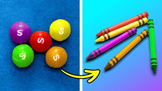 Cool Parenting Tricks For Any Occasion  Kids Training, Gadgets, Edible Crayons And Food Tricks