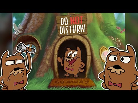 Do not Disturb! Fun Game for iPhone and Android