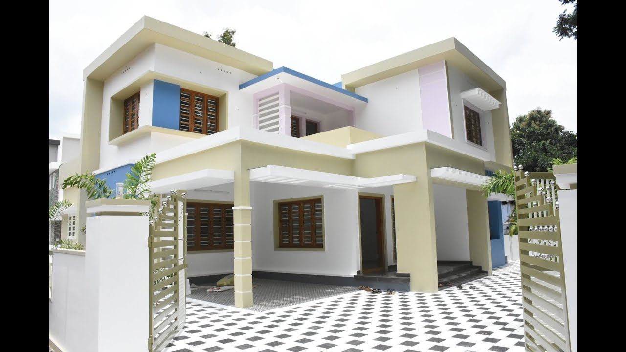 Fully Finished House For Sale In Angamaly Town Near Cochin International  Airport