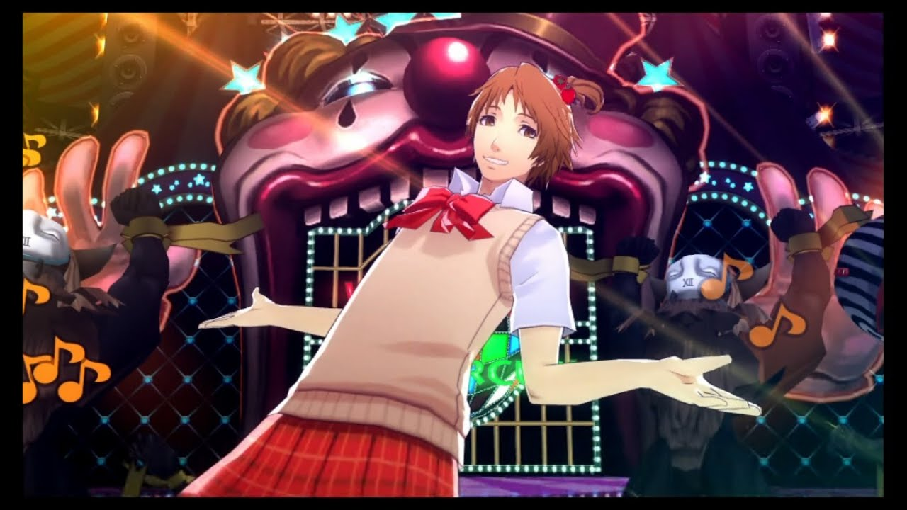 f666cfaf6da8 Persona 4 Dancing All Night Yōsuke 花村 陽介 DLC