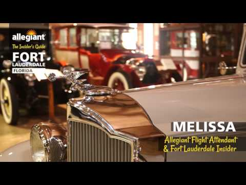 The Insider's Guide: Fort Lauderdale: Antique Car Museum (book)
