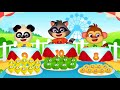 Funny Food Baby Games - Play With Fruits Vegetables - Fun Educational Games For Kids