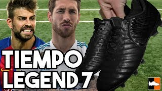 Tiempo Legend 7 - Blackout Test