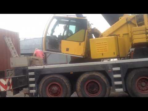 Автокран LIEBHERR LTM 1060-2 г.п.60 тонн