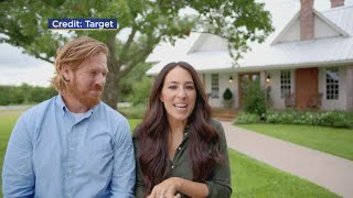 Target Teams With HGTV's Joanna & Chip Gaines