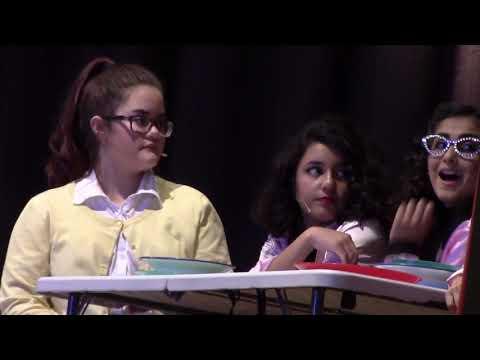 Grease Musical - Traweek middle school 2018 Full video