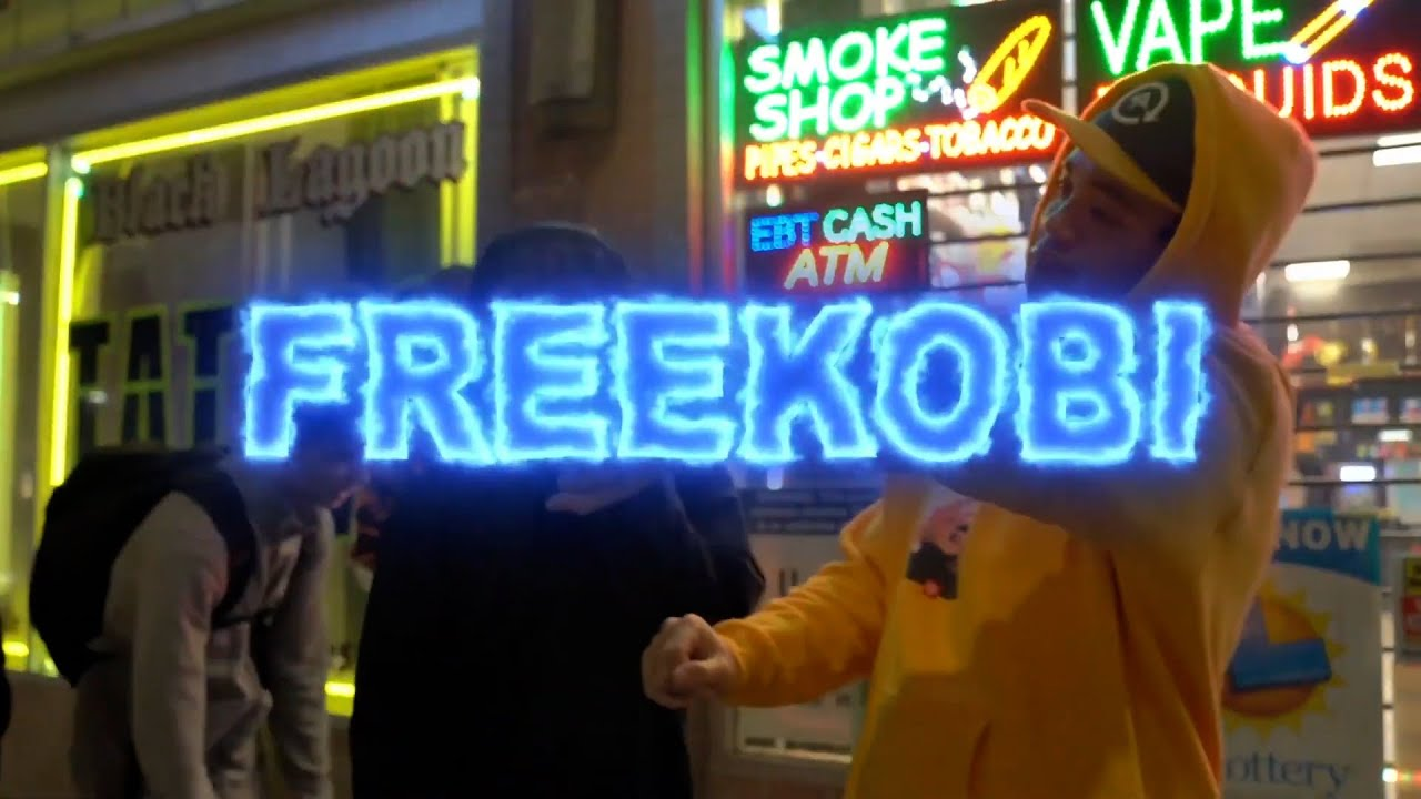 Jakobi & Tally - #FREEKOBI (Dir. by @notthesame.ent)