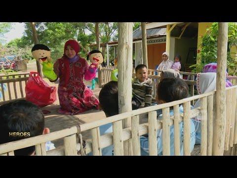 Zahrotur Riyad (Dokter Gigi Sahabat Remaja Pulau)
