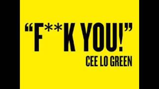 cee lo green f k you official instrumental w dl link