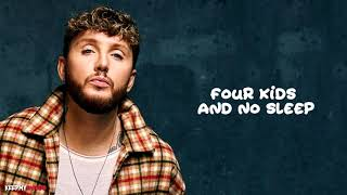 James Arthur - Falling like the Stars ( Lyrics Video )