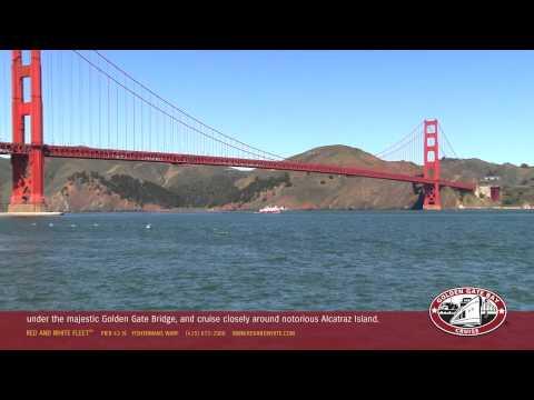 San Francisco's Original Sightseeing Adventure - Golden Gate Bay Cruise