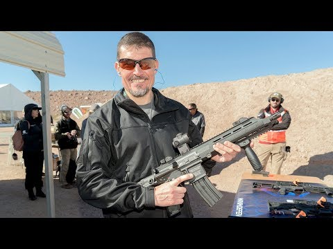 Benghazi heroes say what they prefer AR or AK?