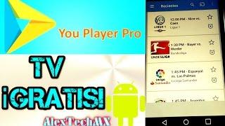 Descarga You Tv Player para Android 2017