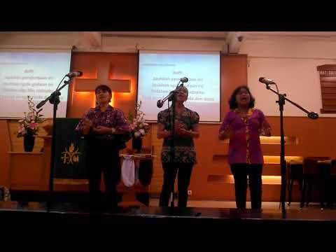 Vcl.Yarden GKI Pos Manukan Surabaya - Lagu Jalan Hidup Yang Tersesat