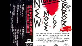 THIRD WORLD CHAOS NME New Move For Error 1984 Full Album Tower Records Pinoy Punk Rock Hobbyph.com