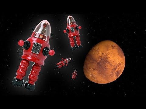 Are We Invading Mars with Tiny Robots? (Muskwatch w/ Kyle Hill & Dan Casey)