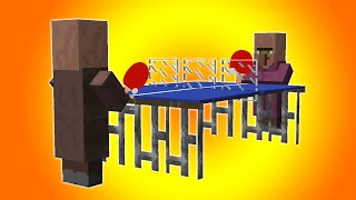 Minecraft Ping Pong!
