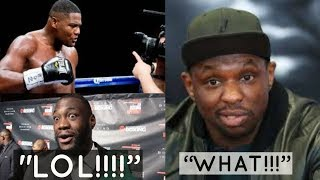 Video DILLIAN WHYTE BLASTS WBC FOR ORDERING ORTIZ BOUT |  WILL HE DUCK KING KONG? download MP3, 3GP, MP4, WEBM, AVI, FLV April 2018