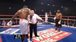 Audley Harrison vs Danny Willams II (Part 1)