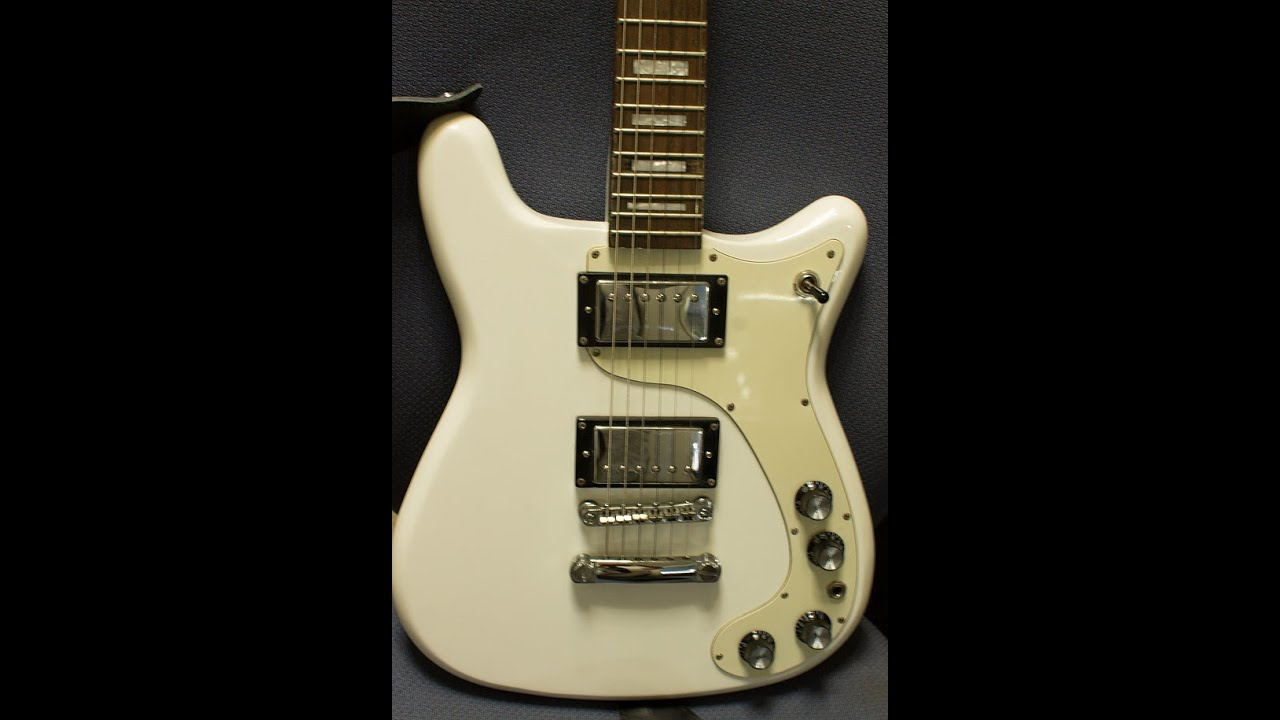 Epiphone limited edition wilshire pro electric