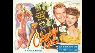 Calendar Girl (1947) - FULL Movie - Jane Frazee, William Marshall, Gail Patrick