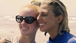 Supergirl Pro TV Show | 2017 Surf Pro Champion Courtney Conlogue