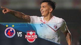 Copa MX | Veracruz 2-0 Mineros | FUT AZTECA