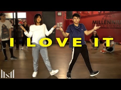 I LOVE IT - Kanye West & Lil Pump Dance | Matt Steffanina &