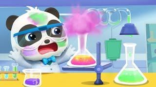 Baby Panda Inventor | Doctor  Cartoon, Police Cartoon | Nursery Rhymes | Kids Songs | BabyBus