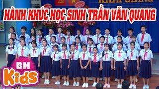 HÀNH KHÚC HỌC SINH TRẦN VĂN QUANG   Bảo An   Tập Thể Học Sinh Trường THCS Trần Văn Quang   MV 4K