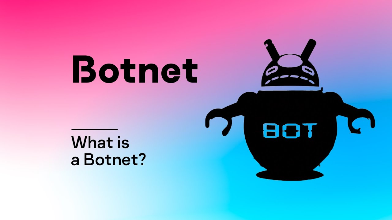 what is a botnet youtube
