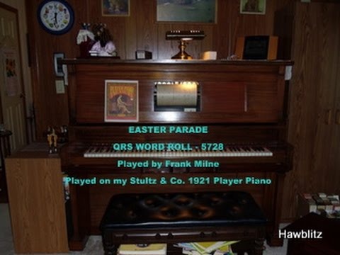 EASTER PARADE  -  QRS 5728