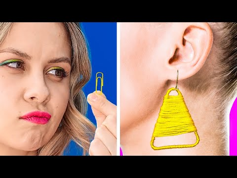 GENIUS BEAUTY HACKS FOR YOUR PERFECT LOOK || Last Minute Fashion Tips by 123 Go! Live