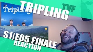 tvf tripling s01e05 finale reaction what are they playing