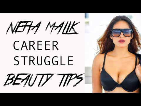 Neha Malik  Career Struggle  How To Join Acting  Beauty Tips For Girls  Acting Modeling Tips