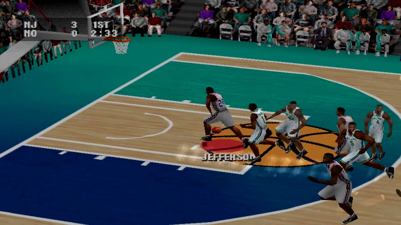 It Is All About Basketball History Of Game: Playstation (PSX) Basketball Games History