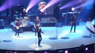 "The Rolling Stone - ""Tumbling Dice"" Live @ Barclays Center, NY 12/08/12"