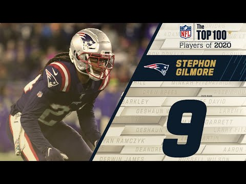 #9: Stephon Gilmore (CB, Patriots)   Top 100 NFL Players of 2020