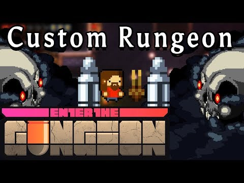 Enter the Gungeon | David v. Goliath | Custom Rungeon