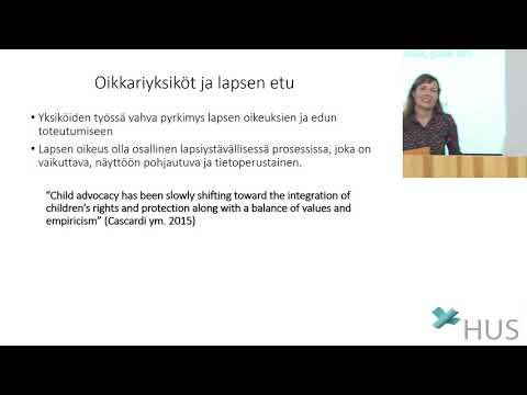 Download Valtakunnalliset lasten ja nuorten oikeuspsykologian ja -psykiatrian yksiköiden neuvottelupäivät -1